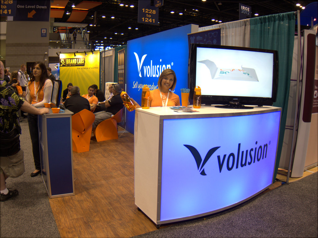 Tradeshow Booths Made Better By Promo Products EPromos