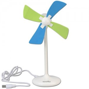 promotional desktop fan