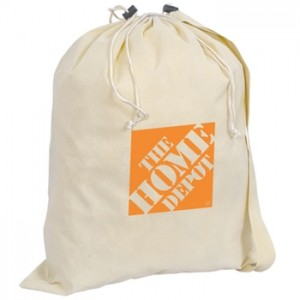 logo laundry bag