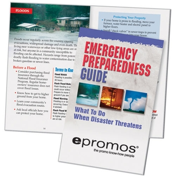 promotional emergency preparedness guide