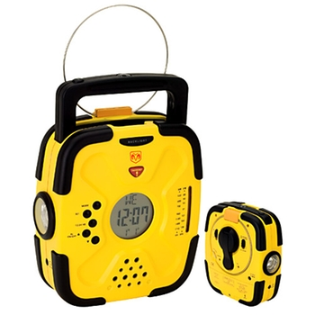 promotional emergency radio