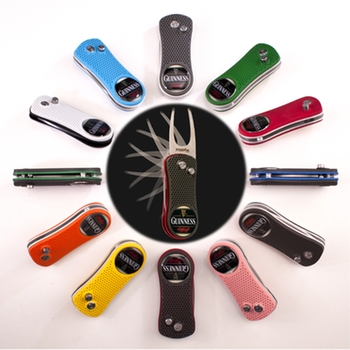custom golf divot tool