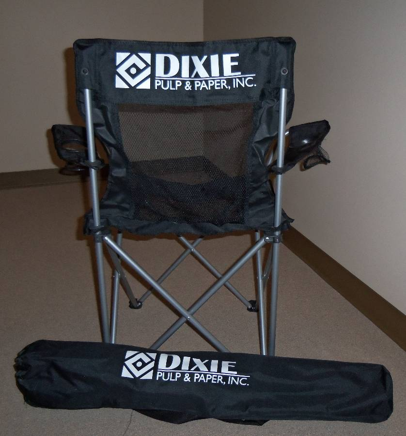 custom folding chair