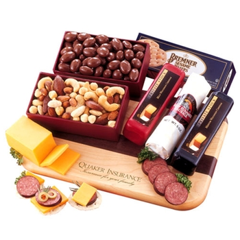 party starter custom gift box