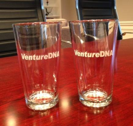 custom pint glasses