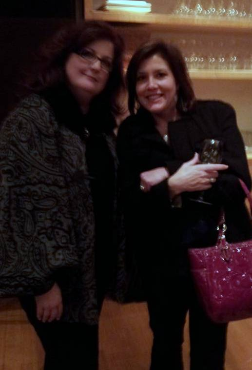 ePromos' Jeanette Lucciola and Sheila Johnshoy