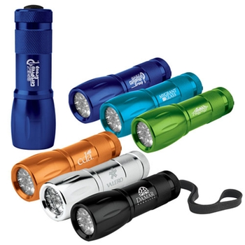 custom flashlights