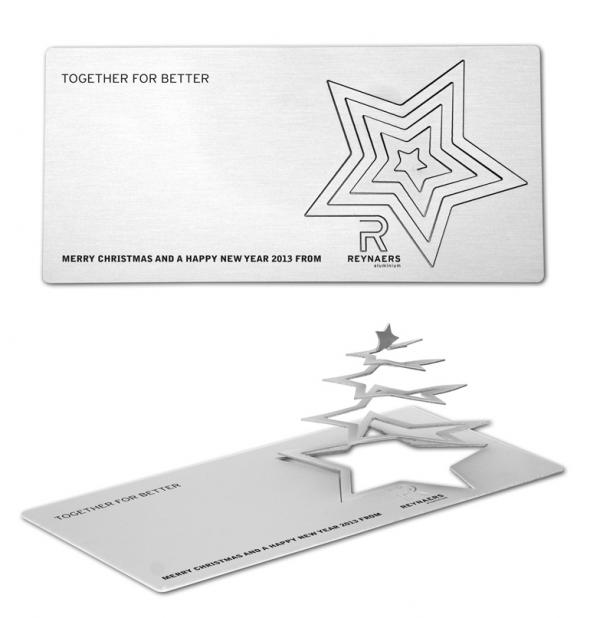 promotional holiday card