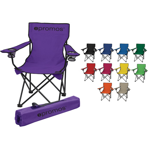 folding personalized chair