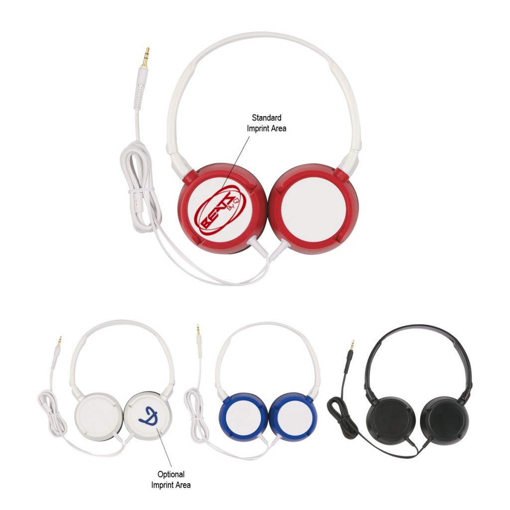 mega promotional headphones