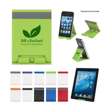 promotional iphone and tablet stand