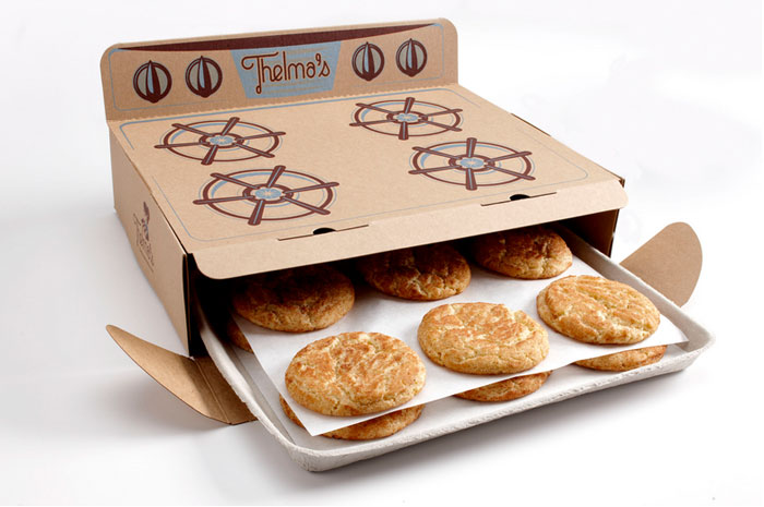 Thelma's Treats Is A Great Example Of Product Packaging Done Right