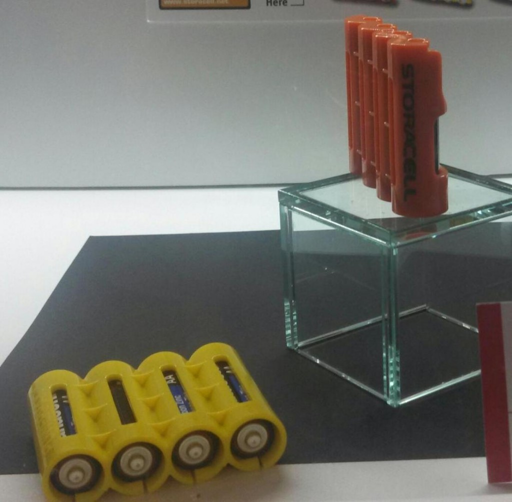 promotional battery holders