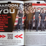 Maroon 5 program