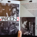 Maroon 5 program 3