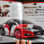 Maroon 5 program 4
