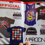 Maroon 5 program 5