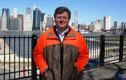 Jeff Parness, New York Says Thank You
