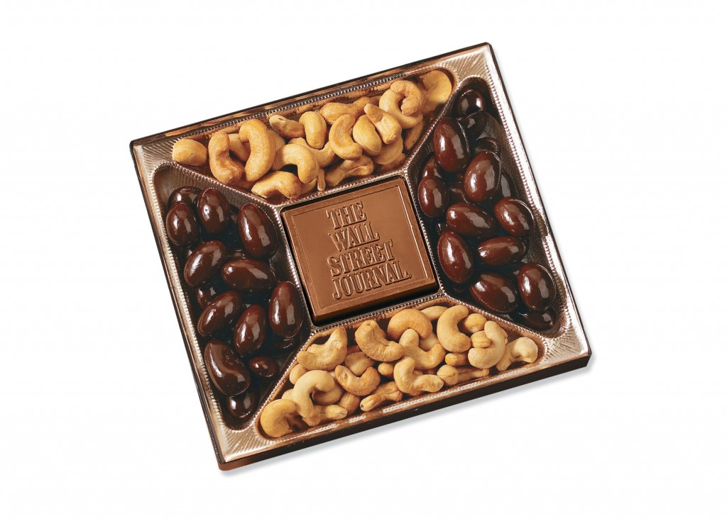 promotional snacks gift box