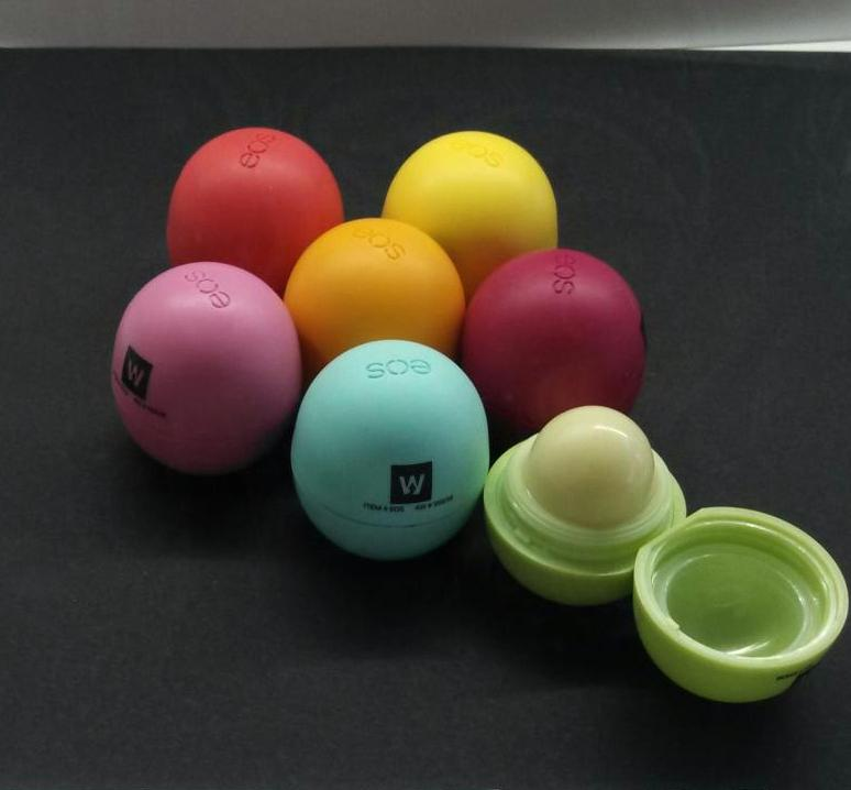 custom EOS lip balm