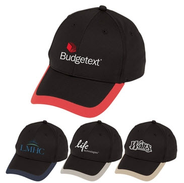 Custom Embroidered Hats with Logo by ePromos