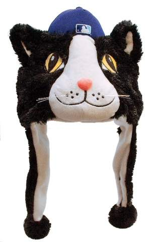DJ Kitty plush hat