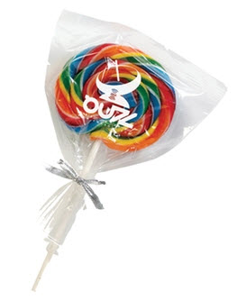 custom lollipop
