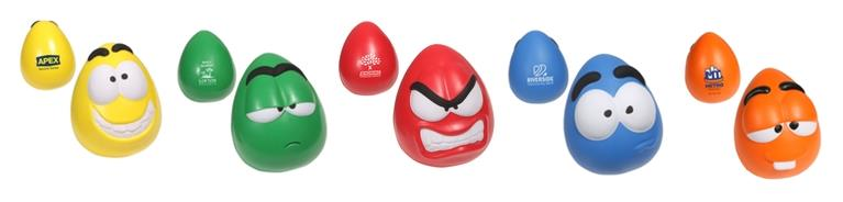 mood wobbler stress balls
