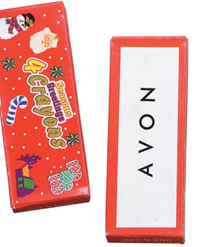 promotional crayons