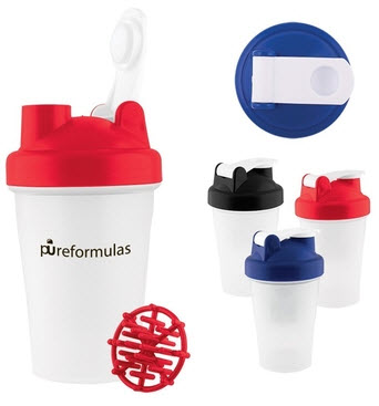 custom shaker bottle