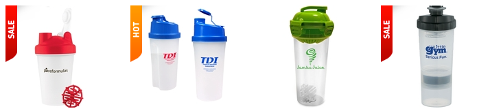 Blender Bottle 4 Styles
