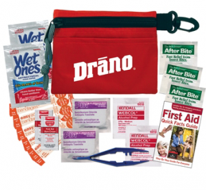 Functional Promotional First Aid Kit