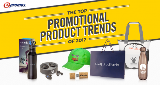 Trend Alert: Best Promotional Items, Giveaways and Swag ...