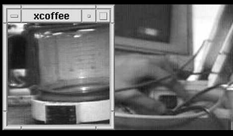 The First Webcam