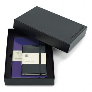 Our Moleskin Gift Set