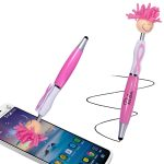 Our MopToppers Custom Breast Cancer Awareness Stylus/Pen