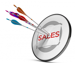 Meeting or Exceeding Sales Targets