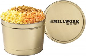 The 3 Way Popcorn Tin