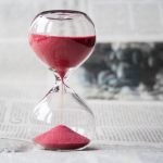 Use or Lose Your Budget: HourGlass
