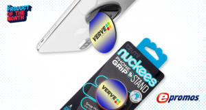 Nuckees phone grips are the best promotional item on the go