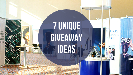 Unique Giveaway Ideas - Trade Shows & Conferences | ePromos