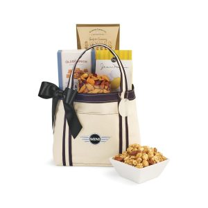 Our Gourmet Treats Custom Gift Tote