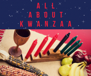 Celebrating Kwanzaa by Recording Your Journey