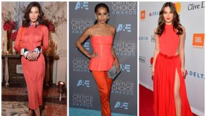 Teen Vogue: Celebrities Embracing The Color of the Year
