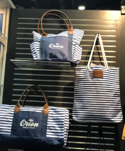 Beach Resort Inspired Bags