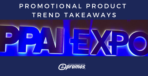 2019 Promotional Product Trend Takeaways