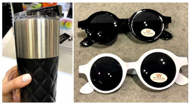 Chanel-Like Quilted Tumbler, Upscale Glasses