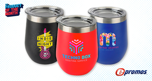 Our insulated wine tumbler