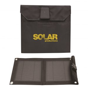 Custom Solar Power Charger